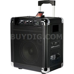 Block Rocker AM/FM Portable PA System for iPod - ***AS IS***
