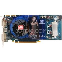 HD3870 PCIE 512MB DDR4 2PORT DVI-I TV OUT 128BIT