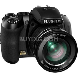 FinePix HS20 EXR 16 MP Digital Camera with EXR BSI CMOS High Speed Sensor