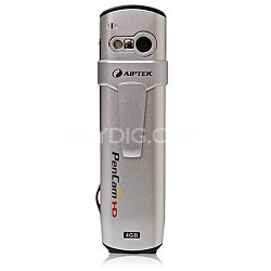 Pencam HD 2HRS Camcorder- Silver