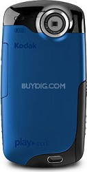 PlaySport / Zx3 HD Digital Video Camera - Blue