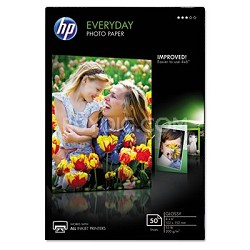 Glossy Photo Paper - 50 Count 4x6 sheet