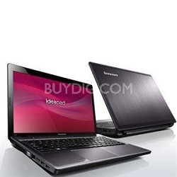 "IdeaPad  Z580 15.6"" HD Notebook PC- Intel 3rd Generation Core i7-3520M Processor"