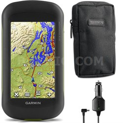 010-01534-00 Montana 610 Handheld GPS Carrying Case/Vehicle Power Cable Bundle