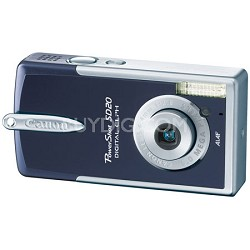 Powershot SD20 Digital ELPH Camera (Midnight Blue)