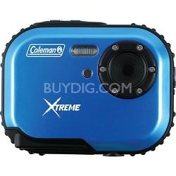 Mini Xtreme 5.0 MP Digital Video / Still Camera Anti-Shake and Waterproof (Blue)
