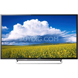 KDL40W600B - 40-Inch LED Full HD 1080p 60hz Smart TV Built-In WiFi - OPEN BOX