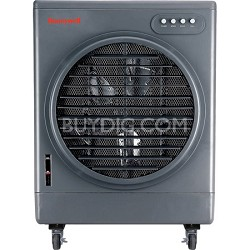 CO25MM 52 Pt. Indoor/Outdoor Commercial Evaporative Air Cooler, Grey