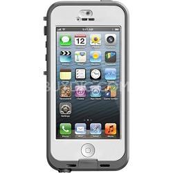 iPhone 5 Nuud Case - White