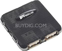 Super Mini USB 2.0 4-Port Hub