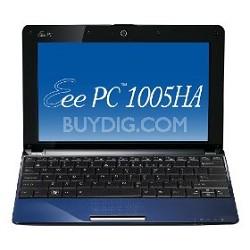 Eee PC 1005HA-V Seashell 10.1 inch Pearl Blue NetBook Windows XP