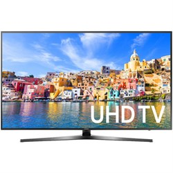 UN55KU7000 - 55-Inch 4K UHD HDR Smart LED TV - KU7000 7-Series