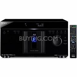 BDPCX960 - 400 Disc Blu-ray DVD Mega Changer (Black)