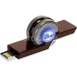 TIKI Dual-Mode Compact USB Condenser Microphone, Cardioid - OPEN BOX