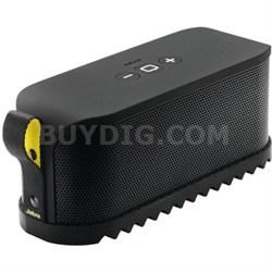 SOLEMATE Bluetooth Portable Speaker - Black - OPEN BOX