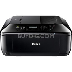 PIXMA MX432 Wireless Color Photo Printer with Scanner, Copier and Fax - OPEN BOX