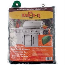 "Deluxe Large 68"" Gas Grill Cover in Green - 07002XEF"