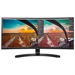"""34UC88-B 3440x1440 WQHD Curved IPS 34"""" LED Monitor"""