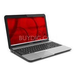 "Satellite 15.6"" L855-S5240 Notebook PC - Intel Core i5-2450M Processor"