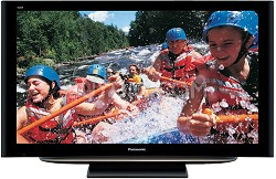 "TH-50PZ85U - 50"" High-def 1080p Plasma TV"
