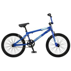 "Villain Freestyle 20"" BMX Bike - Blue"