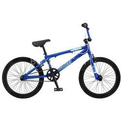 "Villain Freestyle 20"" BMX Bike - Blue"