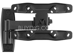 """SF208 - Full Motion Wall Mount for screens up to 27"""" - (Extends 8"""" from wall)"""