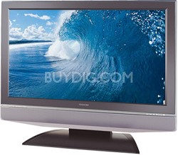 """37HL95 - 37"""" TheaterWide LCD TV w/ Intergrated HD Tuner + CableCard Slot / PC in"""