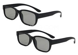 AG-F200 - 3D Cinema Series Glasses 2 Pack
