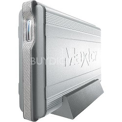 One Touch II 500 GB External  Hard Drive { USB & FireWire} E01G500