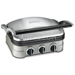 GR-4N Multifunctional Griddle, Grill and Panini Press