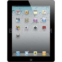 iPad 2 16GB Wi-Fi Black 769LL/A - OPEN BOX