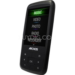 "Vision 24b 2.4"" 4 GB MP3 Player"