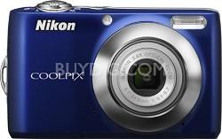 COOLPIX L22 Digital Camera (Blue)