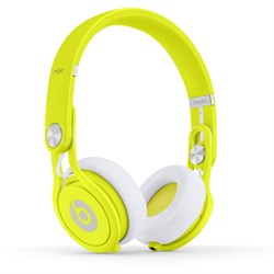 Mixr On-Ear High-Performance DJ Headphone (Neon Yellow)