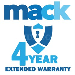 4 Year Extended Warranty for Camcorders & Projectors valued up to $1200 *1040*