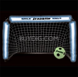 MLS Light Up Soccer Goal and Ball Set