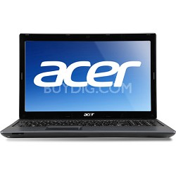 "Aspire AS5250-0639 15.6"" Notebook PC - AMD E-Series Dual-Core Processor E-450"