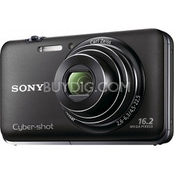 Cyber-shot DSC-WX9 Black Digital Camera - OPEN BOX