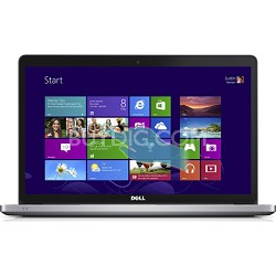 """Inspiron 17 7000 17-7737 17.3"""" Touchscreen LED (TrueLife) Notebook - Silver"""