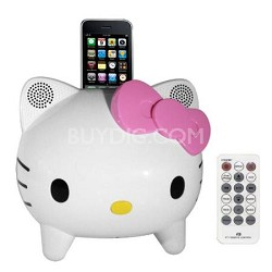KT4558 Stereo Speaker System with Built-in iPhone/iPod Docking Station