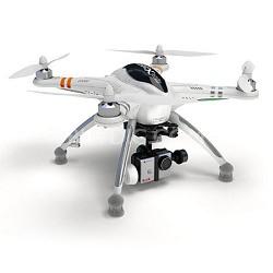 Quadcopter, DEVO F7 Remote, iLook+ 720p Camera, Brushless Gimbal- RTF4