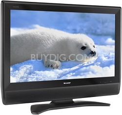"LC-45D40U - AQUOS 45"" High-definition LCD TV"