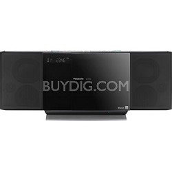 SC-HC55 Compact Stereo System with Universal ipod Dock and Bluetooth Wireless
