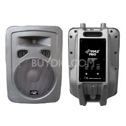 PPHP893 400 Watt 8'' 2-Way Plastic Molded Loudspeaker System