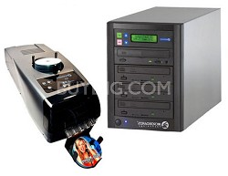 QD DVD Tower and GX Autoprinter Bundle