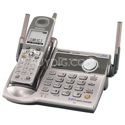 KX-TG5561M 5.8 GHz  Expandable Digital Cordless Phone with Talking Caller ID