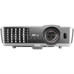 HT1085ST 1080P 2,200 ANSI Lumen 3D Full HD Short Throw  Projector-Refurbished
