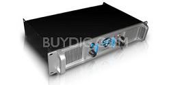 LX-1100 2U Professional 2CH Power Amplifier (Silver)