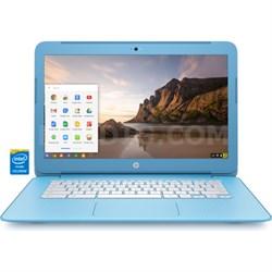 """14-ak030nr 14.0"""" HD Chromebook - Intel Celeron N2840 Processor"""